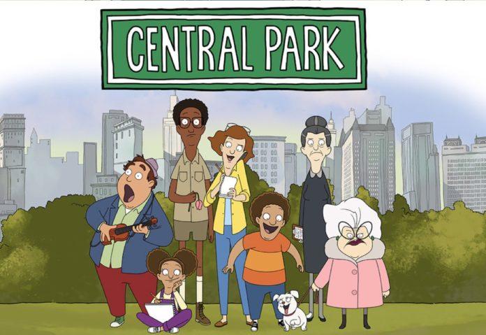 Ecco il trailer di Central Park, la commedia musicale animata di Apple TV+