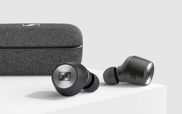 Momentum True Wireless 2, gli auricolari Sennheiser con ANC e migliore durata della batteria