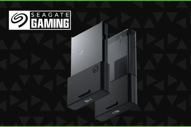 Xbox Series X supporterà schede di espansione, ecco la prima da Seagate