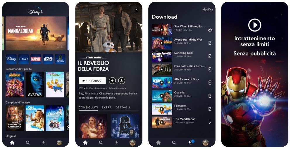Come vedere Disney+ su Mac, iPhone, iPad, TV e Android