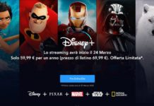 Tutto su Disney+, il servizio streaming concorrente di Netflix