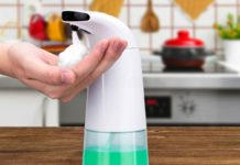 Dispenser smart igienici di sapone liquido senza contatto: ecco le migliori offerte