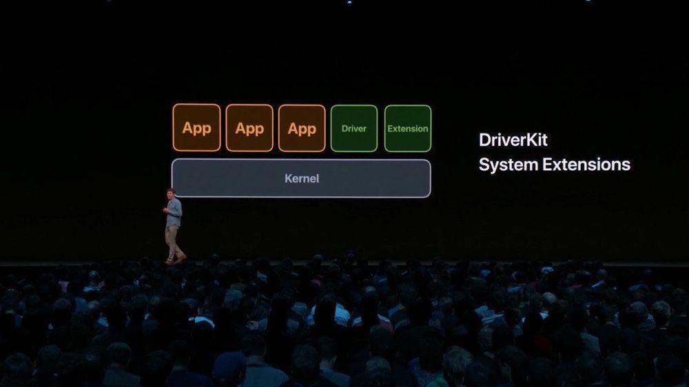Con macOS 10.15.4 Apple avvisa che le estensioni kernel (KEXT) in futuro non funzioneranno