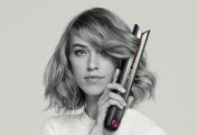 Dyson Corrale è la piastra hi-tech che rende lisci i capelli senza danneggiarli