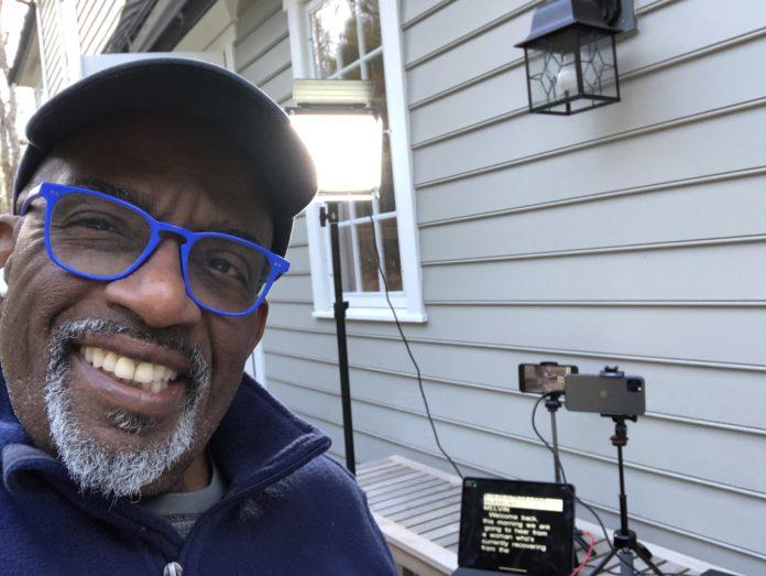 L'NBC in smart working, gli inviati da casa usano iPhone e iPad