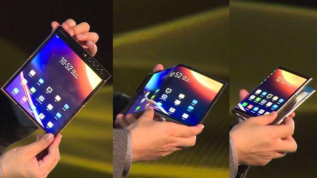 FlexPai 2 sarà il primo telefono a utilizzare il nuovo display flessibile di Royole