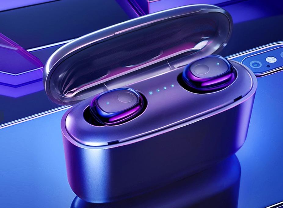 G5S, le cuffie auricolari super low cost con 80 ore di autonomia: solo 11 €