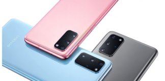 Samsung Galaxy S20 / S20+ / S20 Ultra 5G approdano da oggi in Italia