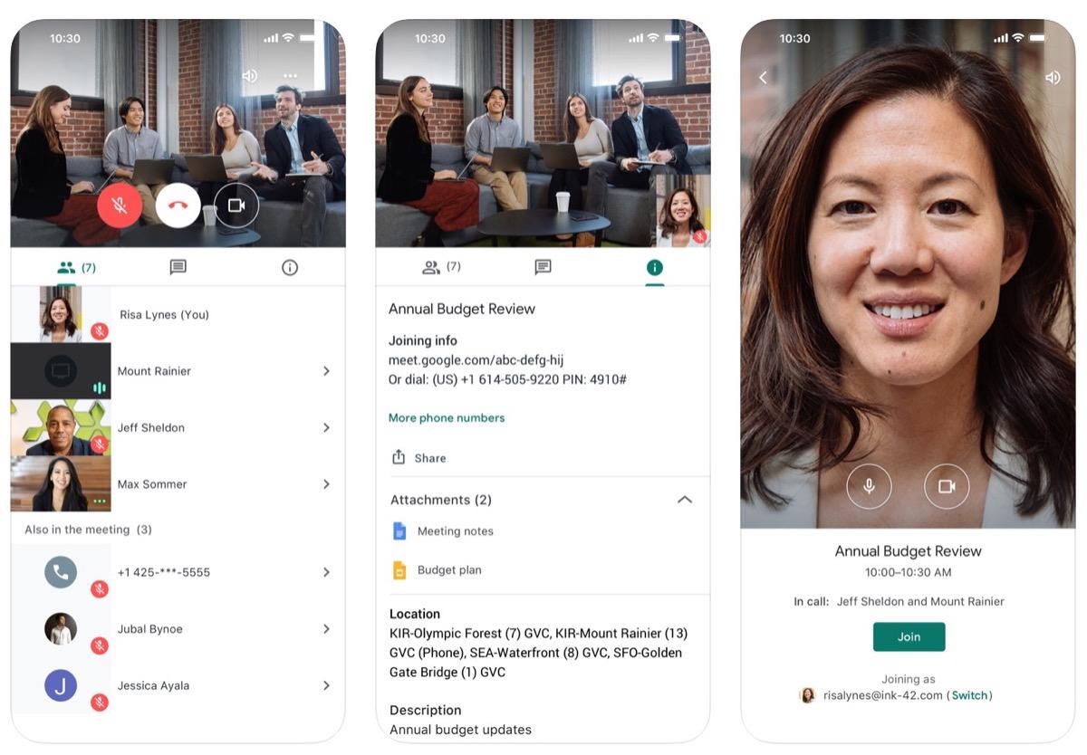 Hangouts Meet, l'app di Google per le videochiamate di gruppo