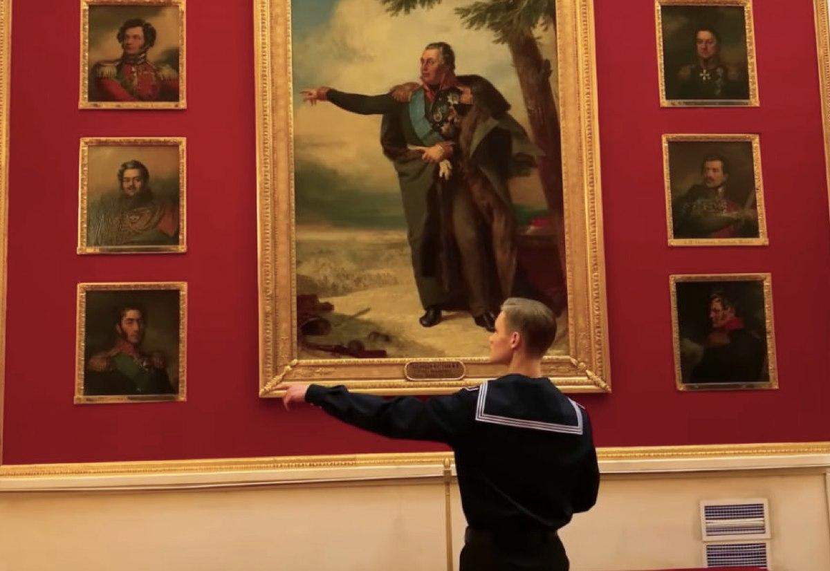 """Apple presenta """"Hermitage"""": 5 ore di visita al Museo di San Pietroburgo """"Shot on iPhone"""""""