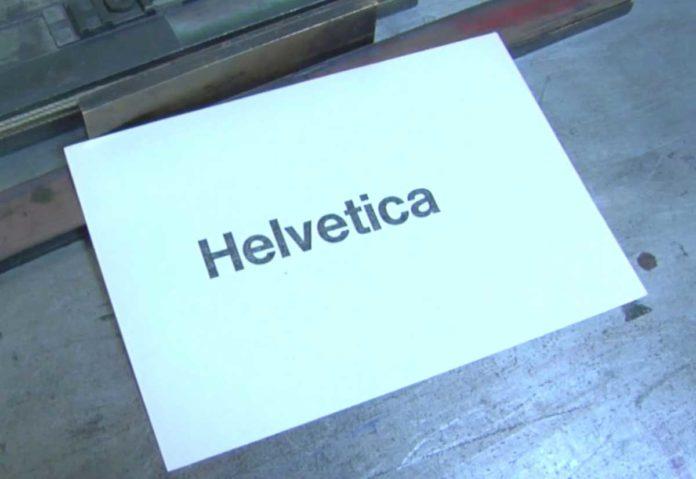 """Grafici costretti a casa? Il documentario """"Helvetica"""" ora è visibile gratis"""