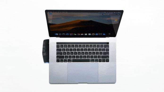 HybridDrive, su indiegogo l'hub con SSD che espande la connettività dei Macbook