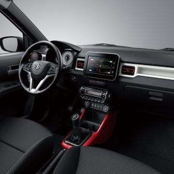 Suzuki ha presentato la nuova IGNIS HYBRID