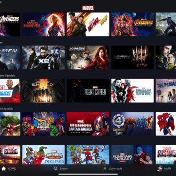 Anteprima Disney + su iPhone e iPad: ecco cosa vedremo dal 24 Marzo