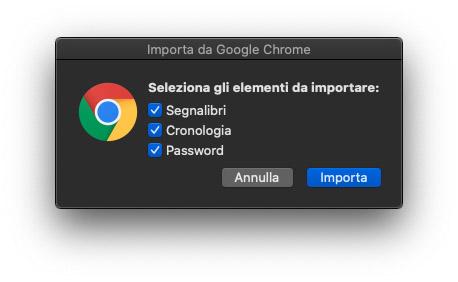 In Safari 13.1 per Mac nuove funzioni e possibilità di importare password da Chrome