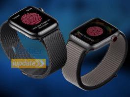 Un sensore di impronte digitali nei futuri Apple Watch?