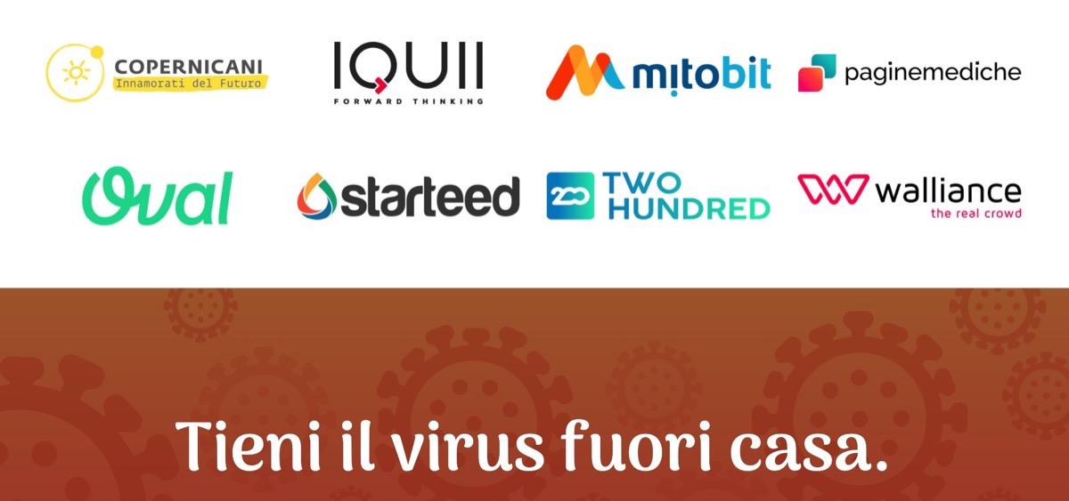 Coronavirus, Oval partecipa all'iniziativa #IoRestoACasa