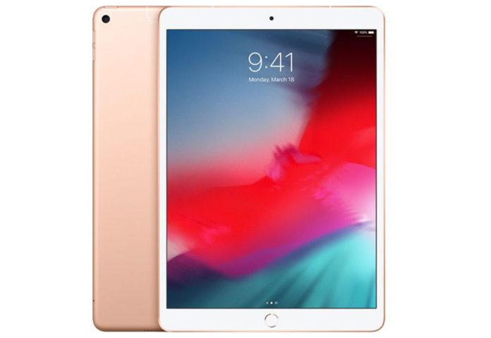Apple ha avviato un programma di riparazione per gli iPad Air 2019 con il problema dello schermo nero