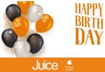 Buon compleanno Juice con sconti, consegna gratuita e pagamenti a rate anche online