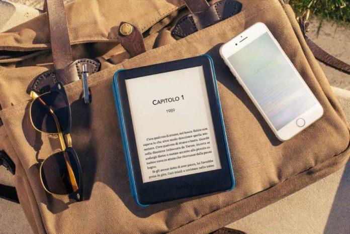 In sconto il più economico dei Kindle con la luce: solo 59,99 euro spedito