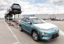 Hyundai consegna i primi esemplari di Kona Electric prodotta in Europa