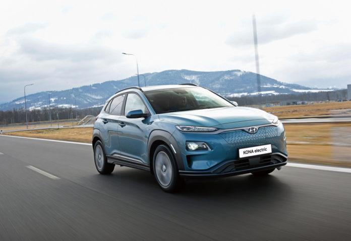 Hyundai avvia la produzione della Kona Electric in Repubblica Ceca