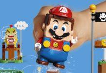 LEGO  e Nintendo, partnership per portare il leggendario mattoncino a un nuovo livello
