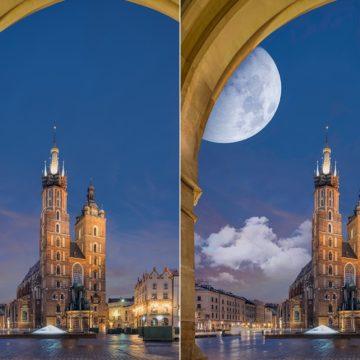 [EMBARGO fino al 19/3] Con l'AI Augmented Sky di Luminar 4.2 il cielo lo create voi