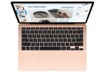 Apple presenta il nuovo MacBook Air con prestazioni raddoppiate e Magic Keyboard