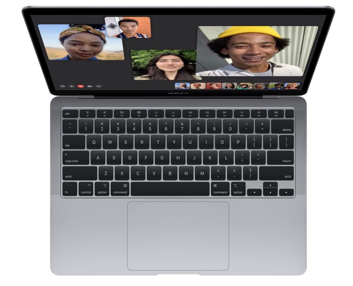 Apple presenta il nuovo MacBook Air con prestazioni raddoppiate e Magic Keyboard