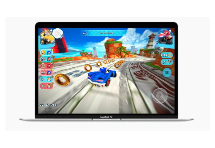 Il MacBook Air 2020 con Core i3 più veloce del precedente modello con Core i5