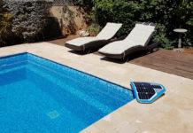 Manta 3000 monitora la piscina contro il pericolo annegamento