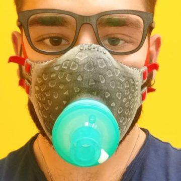 Mascherine stampate in 3D per combattere il coronavirus negli ospedali italiani
