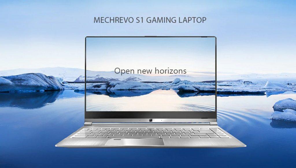 MECHREVO S1, il notebook da gaming che stavate aspettando in sconto di 200 euro