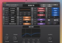 MIDI Guitar per Mac trasforma la chitarra in un controller MIDI