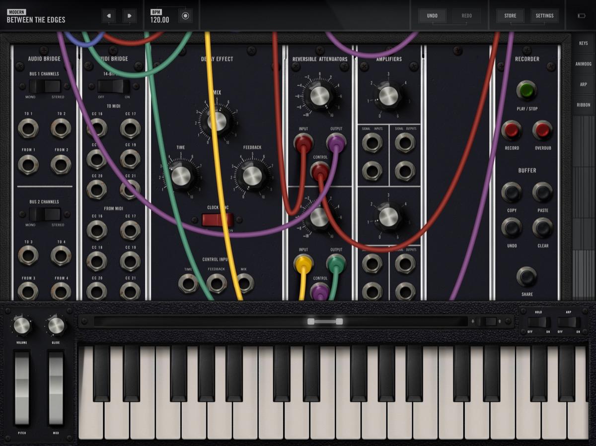 Le app di Moog e Korg diventano gratis per aiutare i musicisti bloccati a casa