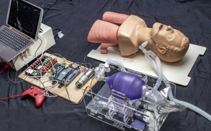 Dal MIT il progetto di un ventilatore polmonare che costa 100 dollari