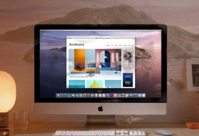 Apple ha brevettato un iMac che può proiettare la Scrivania sulle pareti vicine