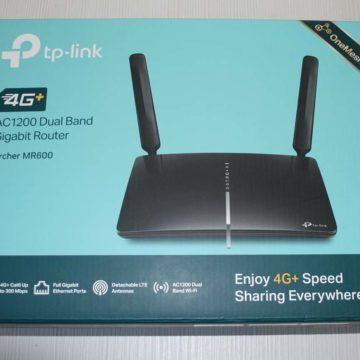Recensione TP-Link Archer MR600, router dual band con SIM per il 4G