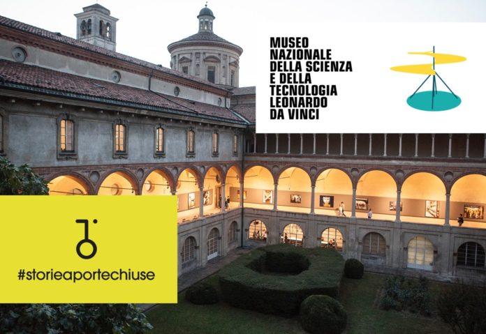Museo della scienza e della tecnica di Milano: chiuso al pubblico ma aperto online