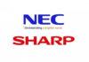 NEC e Sharp hanno creato una joint venture per il business dei display