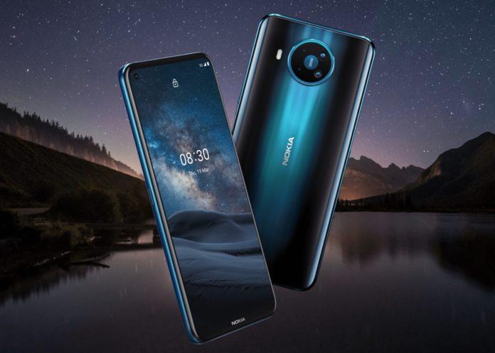 Nokia 8.3 5G, presentato il primo terminale HMD 5G globale a prezzo abbordabile