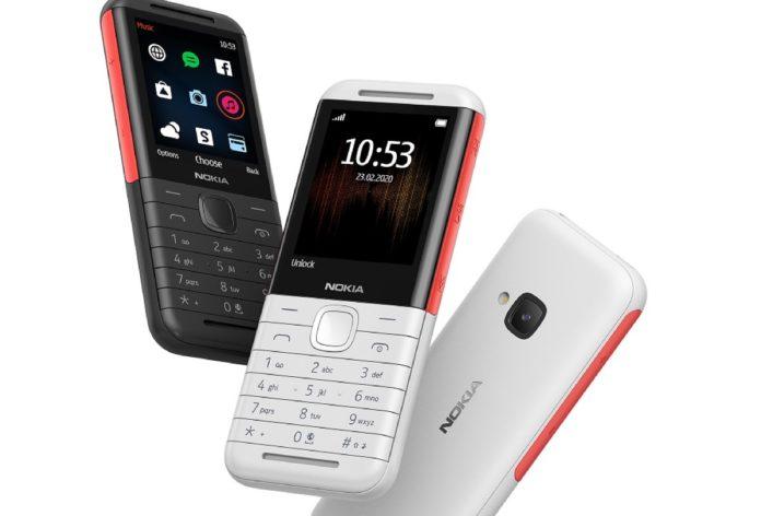 Nokia 5310, torna in vita il telefonino tutto musica e radio