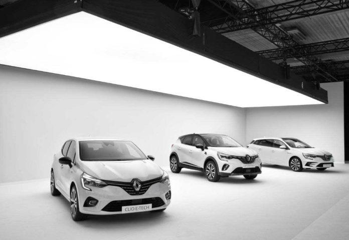 Renault lancia la sua offensiva elettrica