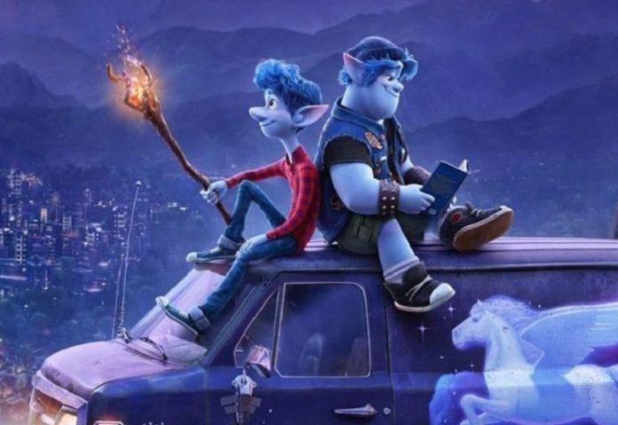 "Arriva su iTunes il nuovo film Disney Pixar ""Onward"""