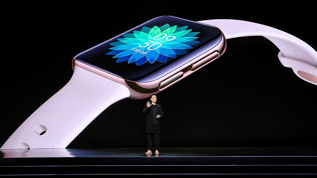 Cinque funzioni che Apple Watch invidia a Oppo Watch
