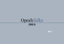 Su Apple TV+ una programma di Oprah Winfrey che parla di COVID-19