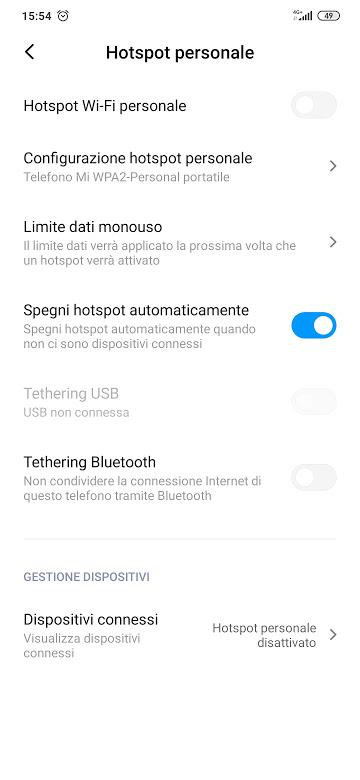 Come usare lo smartphone per collegarsi ad internet con Mac, PC, iPad e Tablet