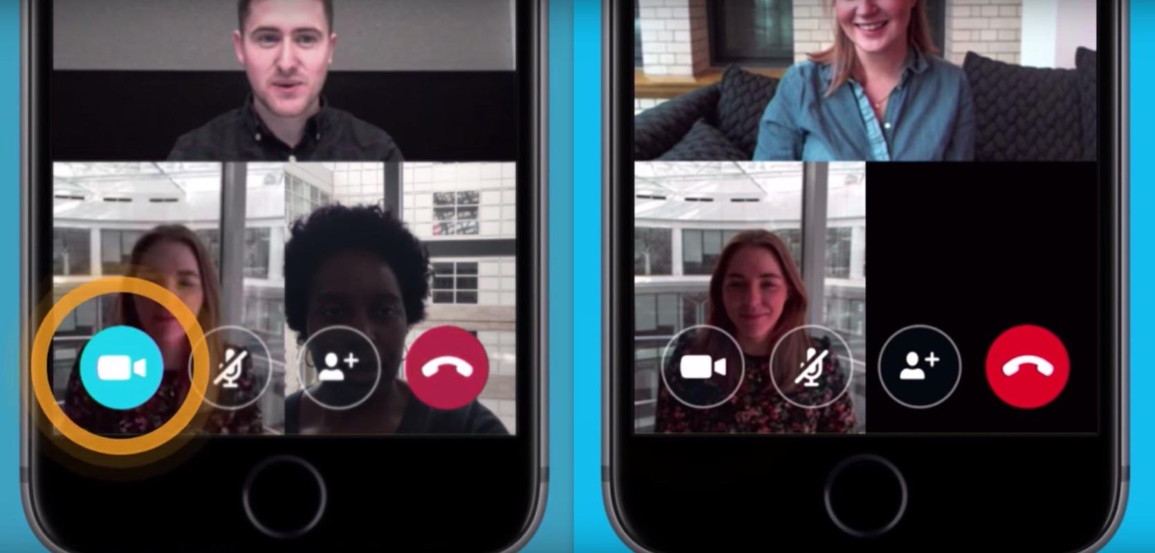 Come fare chiamate di gruppo su Skype