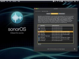 Oltre il bong! SonorOS aggiunge nuove voci al vostro Mac